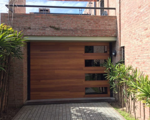 CHI Planks Cedar with Tinted Glass