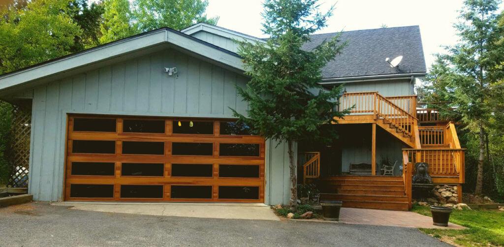 Henry Allen Garage Doors Garage Designs