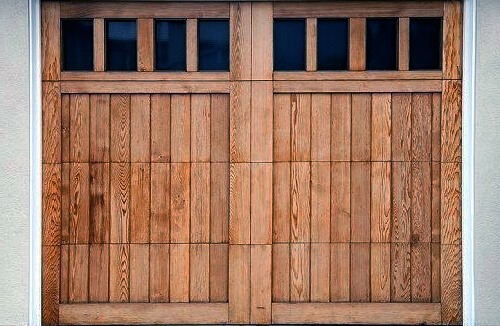 Why Carriage Style Garage Doors Are